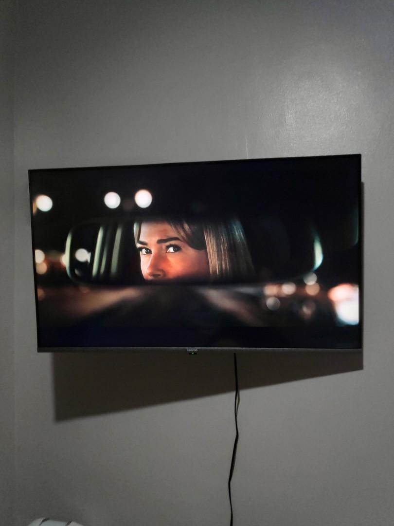Coocaa 43 inch fhd smart tv on Carousell