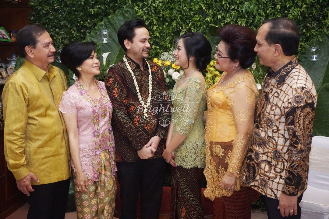 Engagement Party Tunangan Lamaran Jakarta