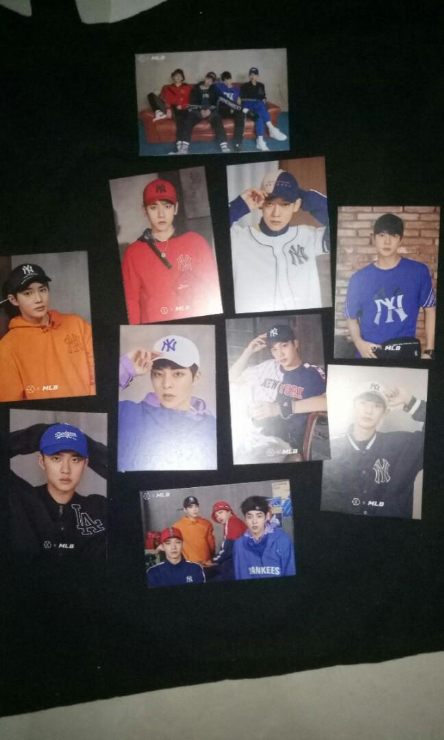 EXO Photocard (unofficial)