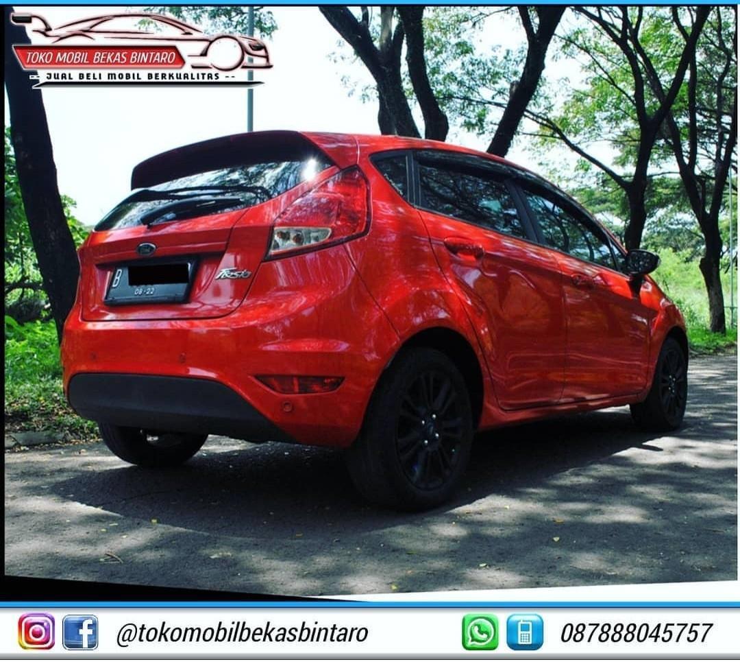Ford Fiesta Trend 1.5L A/T 2013 New Model Kondisi Istimewa Dan Berkualitas