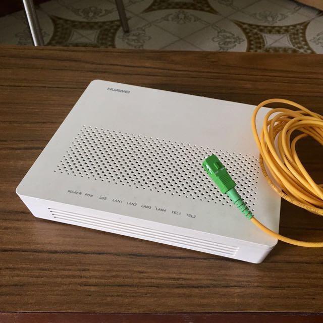 Huawei terminal port / router