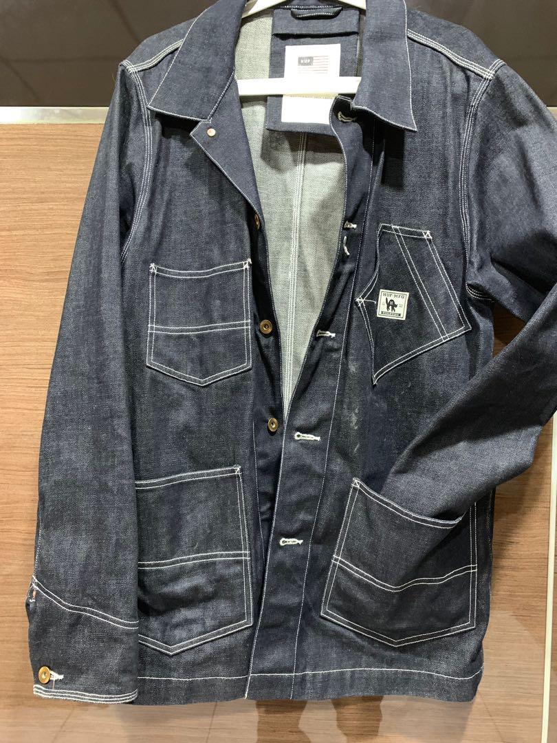 HUF MFG Denim Jacket 單寧外套