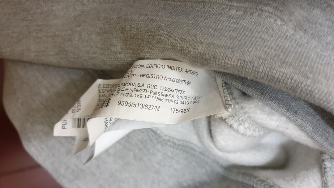 Jacket Basic Pull&Bear Grey