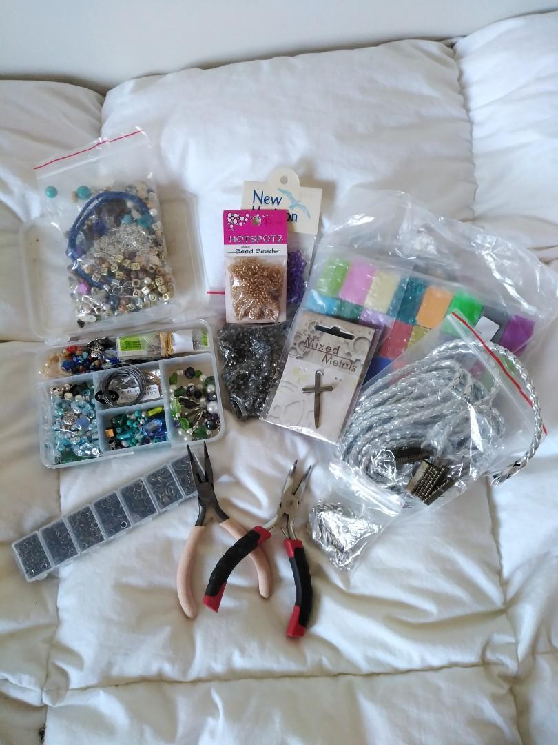 Jewelery making set