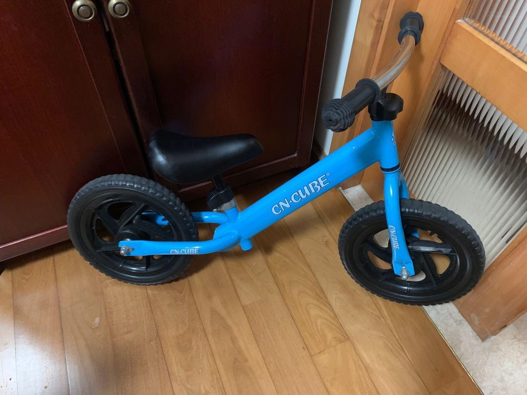 Kids training bike up to 4 years of age