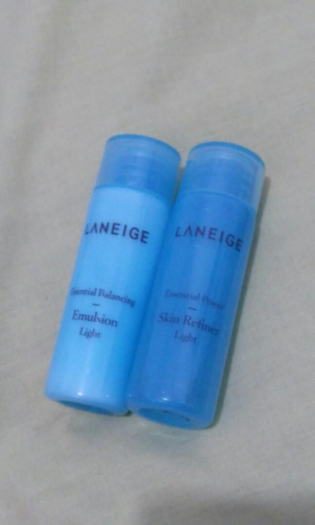 Laneige Moisture Trial Kit (for 2 items)