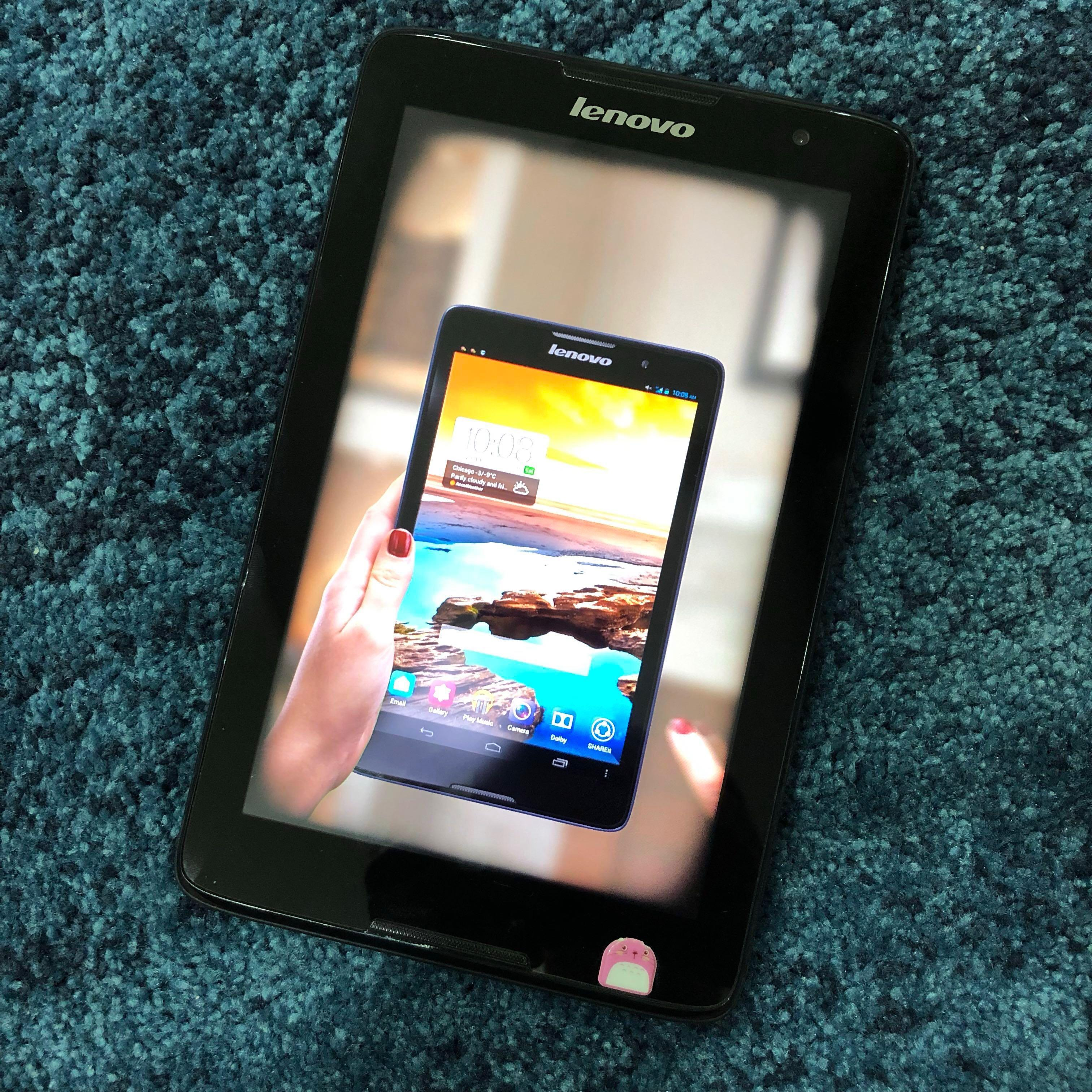 Lenovo Tab A8 8-inch, 3G+WiFi, Mobile Phones & Tablets