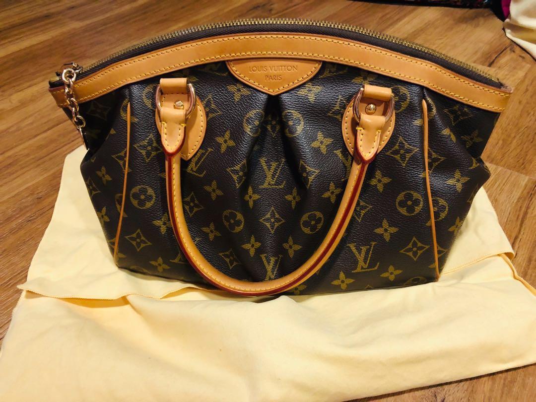 8e3ffbd67be Louis Vuitton Bag - Tivoli PM