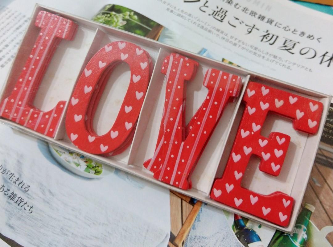 手作小物-LOVE