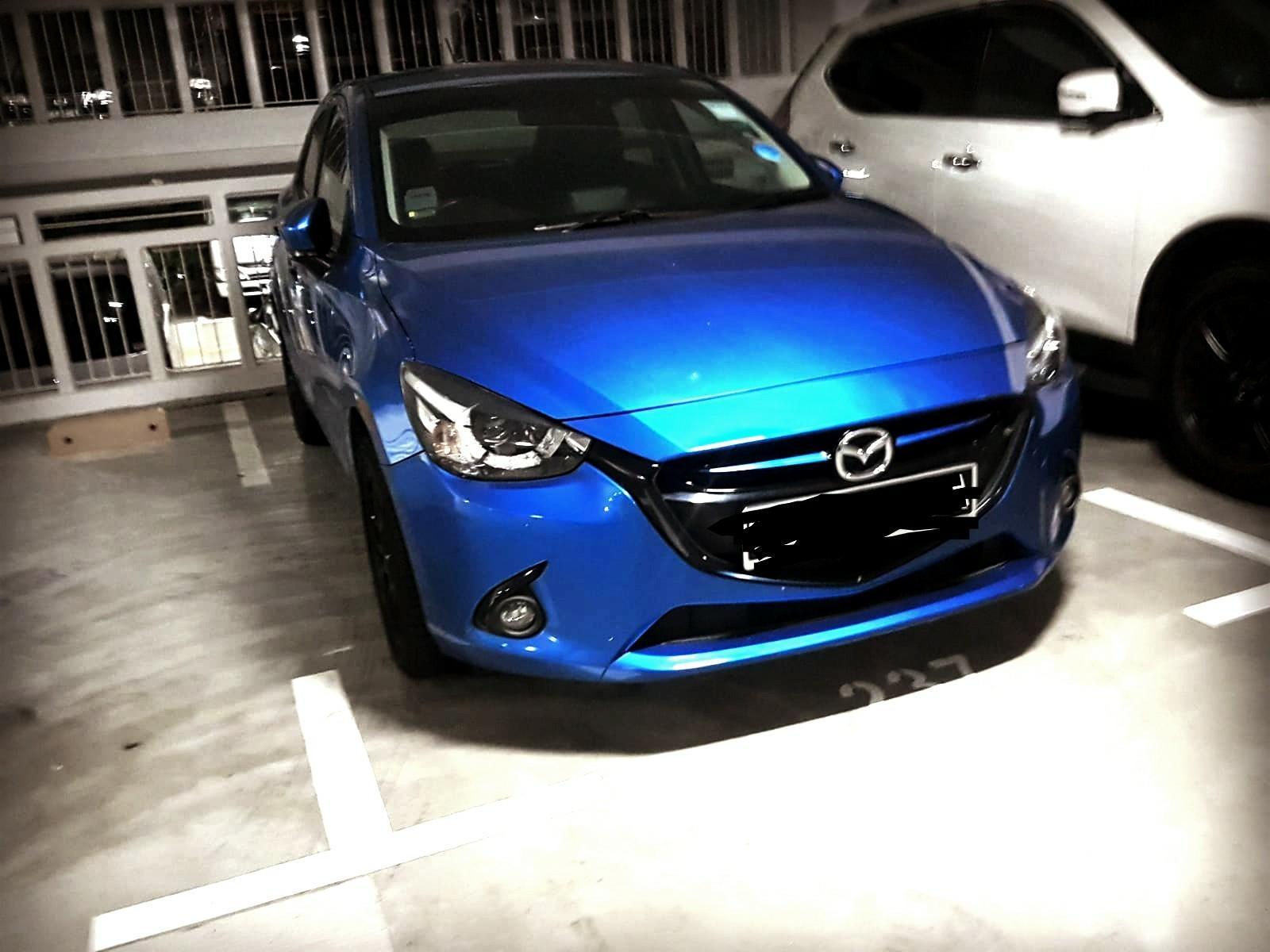 Mazda 2 1.5 Hatchback Deluxe Auto