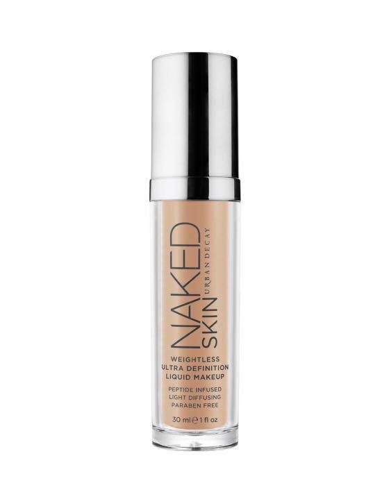 NEW - Urban Decay Naked Skin Foundation 3.5 RRP $65