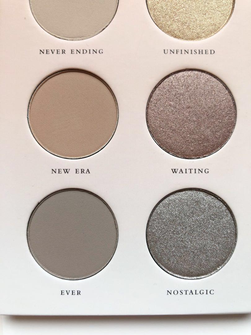 NEW - ZOEVA The Basic Moment Palette RRP $47