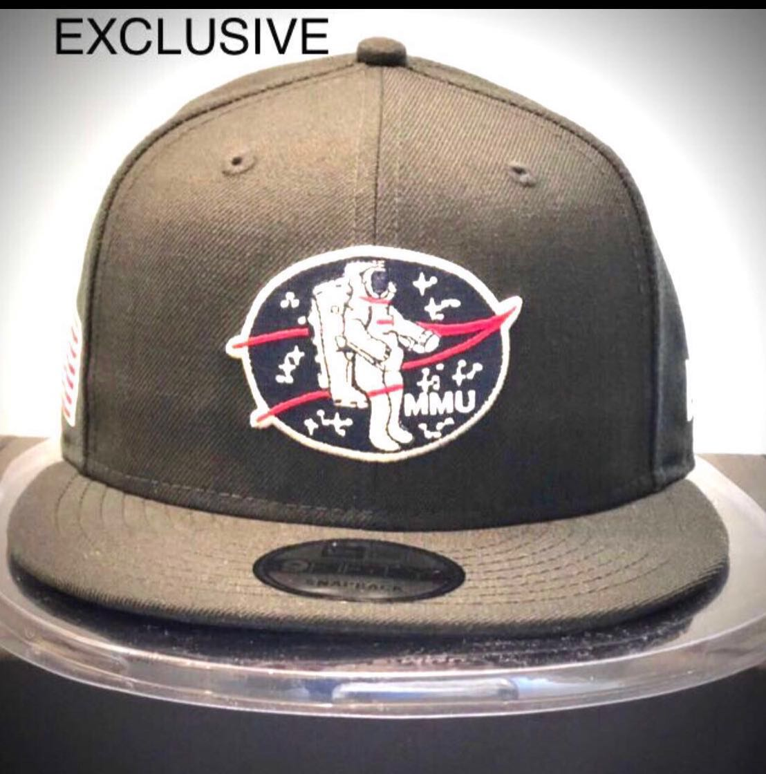 2437a76e18c New Era Snapback Cap 9FIFTY NASA international Space Archives LLC ...