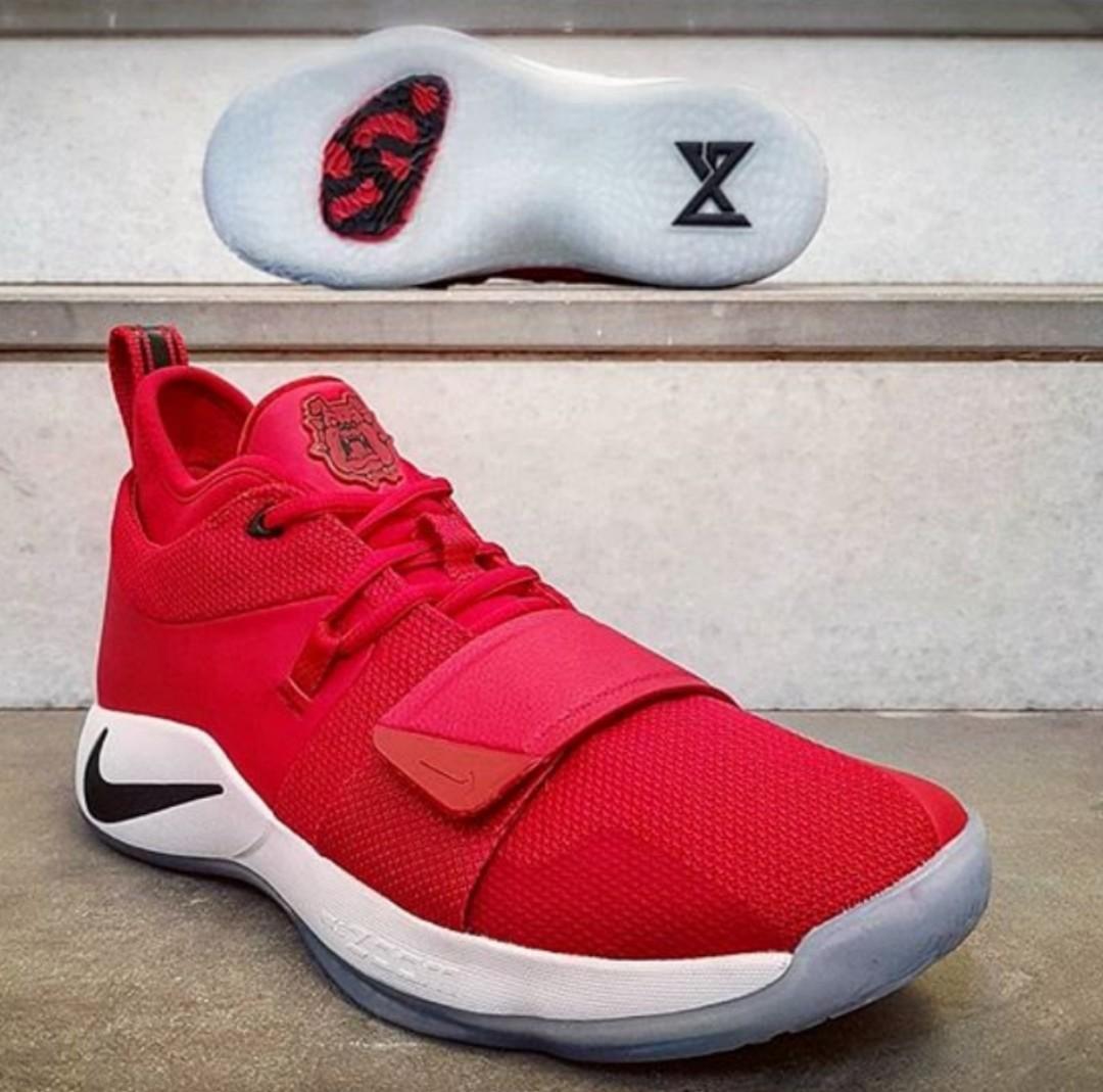 Nike PG 2.5 Fresno State shoes, Sports