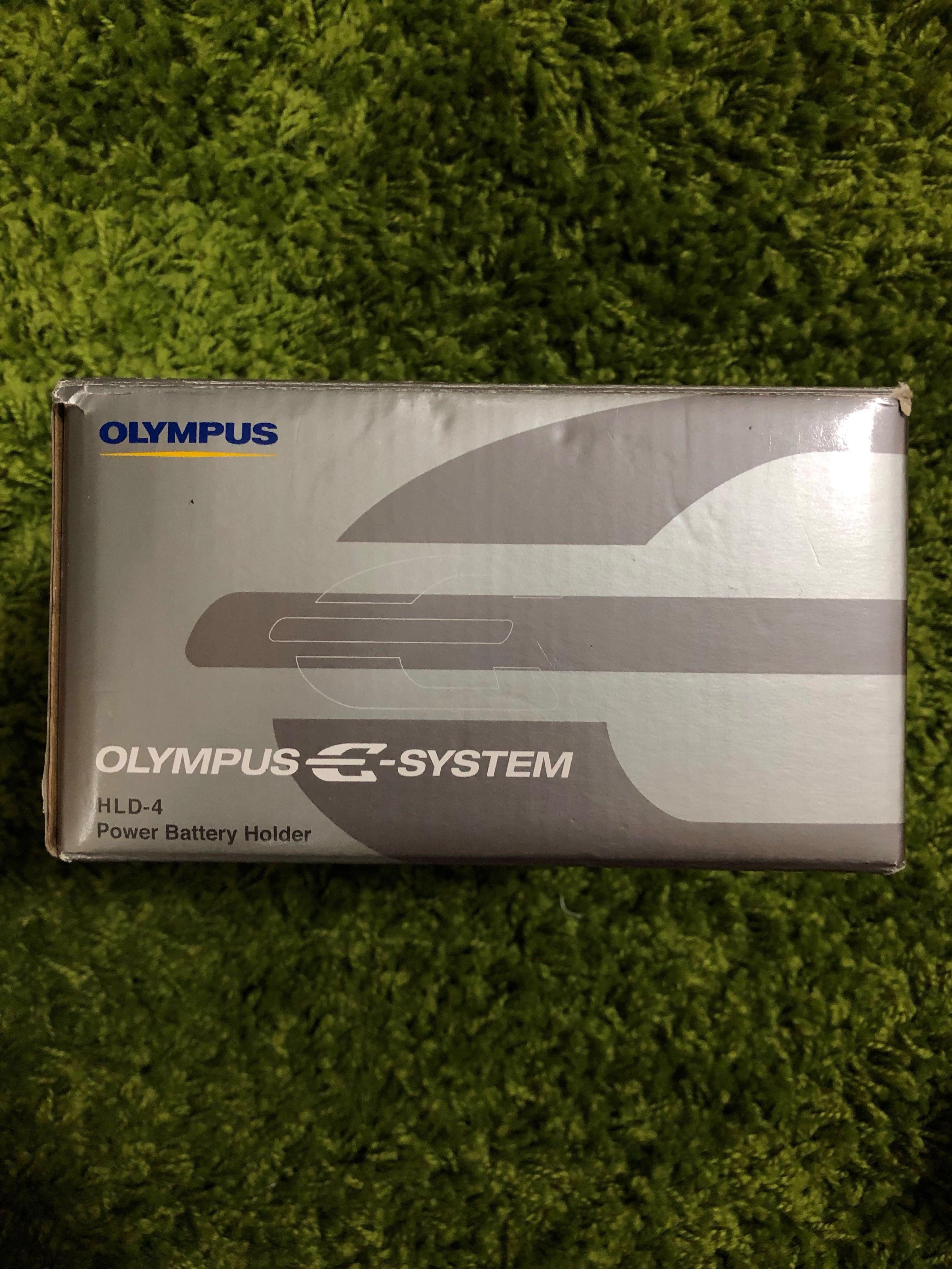 Olympus Power Battery Grip HLD-4
