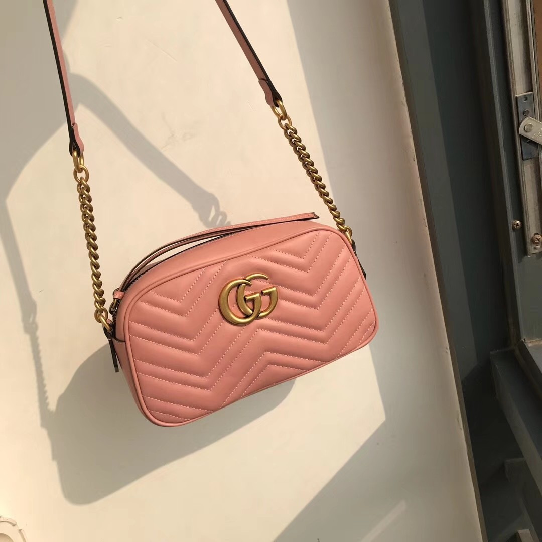 9e97fedeaef1 Gucci Marmont Crossbody Bag, Luxury, Bags & Wallets, Sling Bags on ...