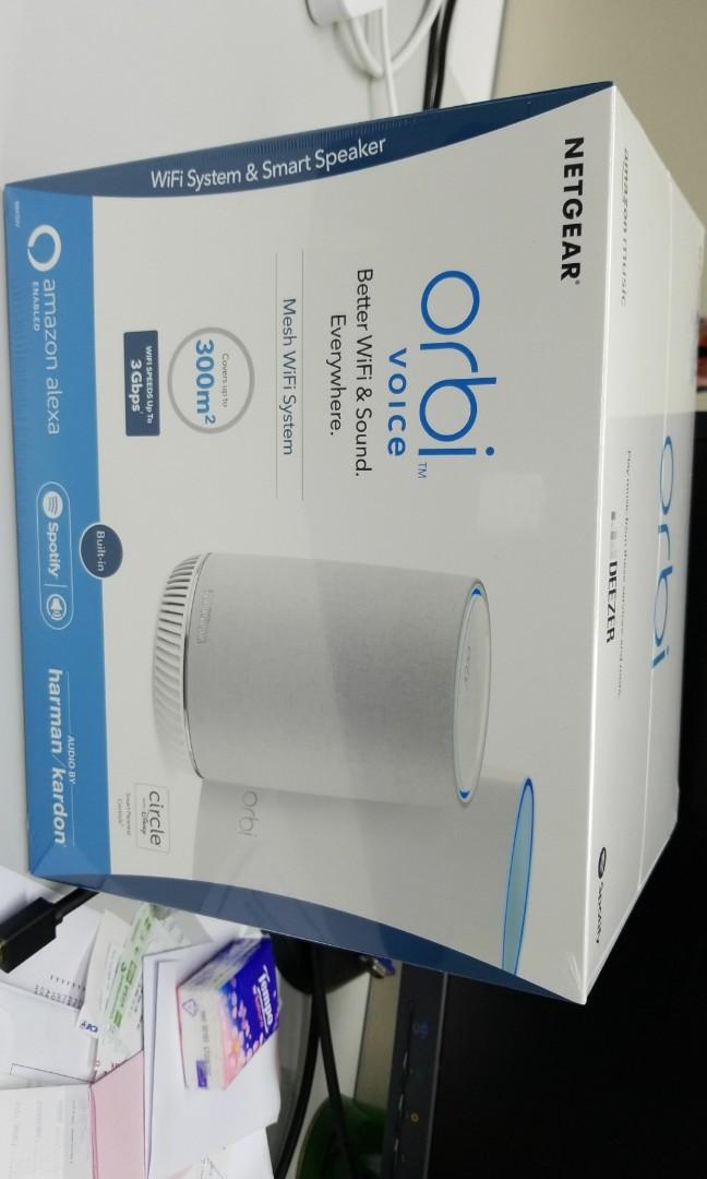 Orbi Voice AC2200