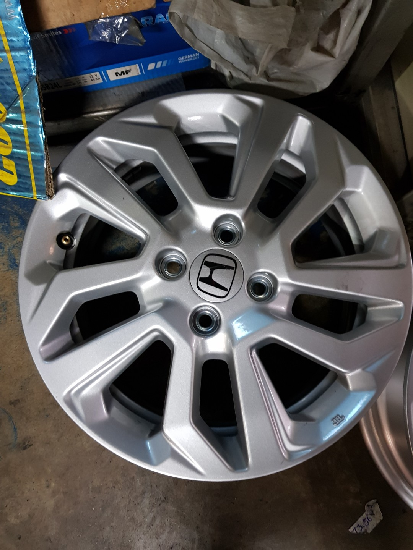 Original Honda Enkei Wheels Car Accessories Tyres Rims On Carousell