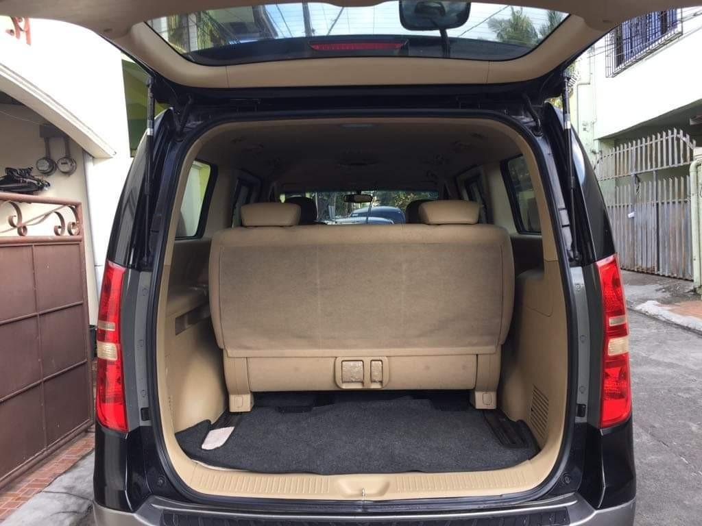 Perfect Familiy Van   2013 Hyundai Starex Gold 2.5L CRDI Intercooler Turbo