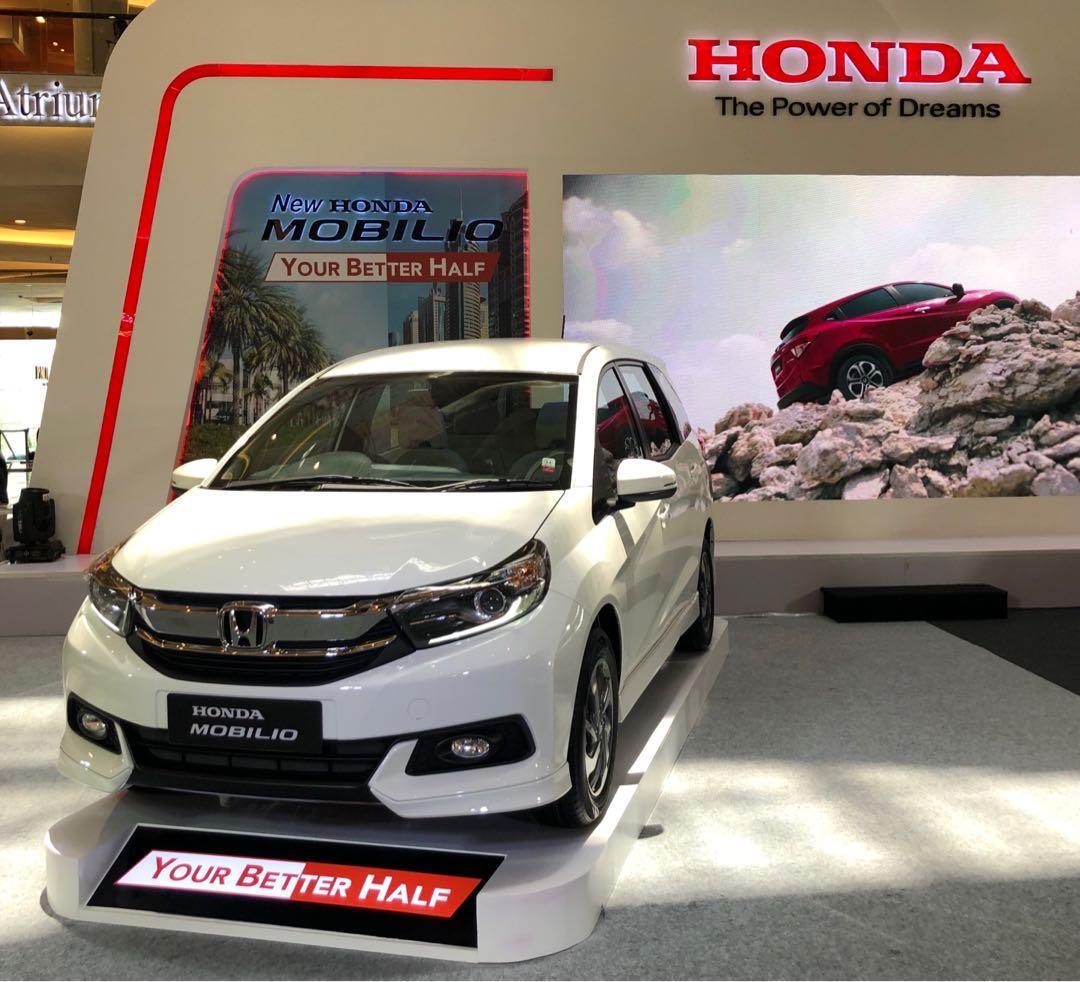 Promo all new honda mobilio lgsg dpt topup gopay 2 juta!!