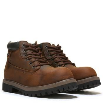 skechers men's waterproof verdict boots