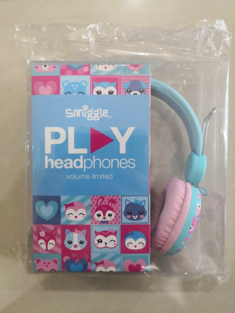 b2353284598 Smiggle Headphones, Electronics, Audio on Carousell