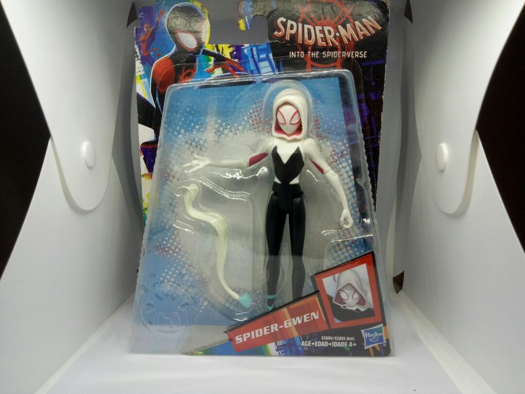 Spider Man Into The Spider Verse Spider Gwen