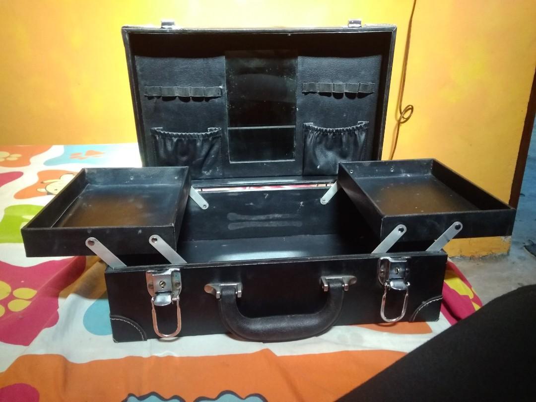 Beauty case make up ukuran 35 x 22 x 120
