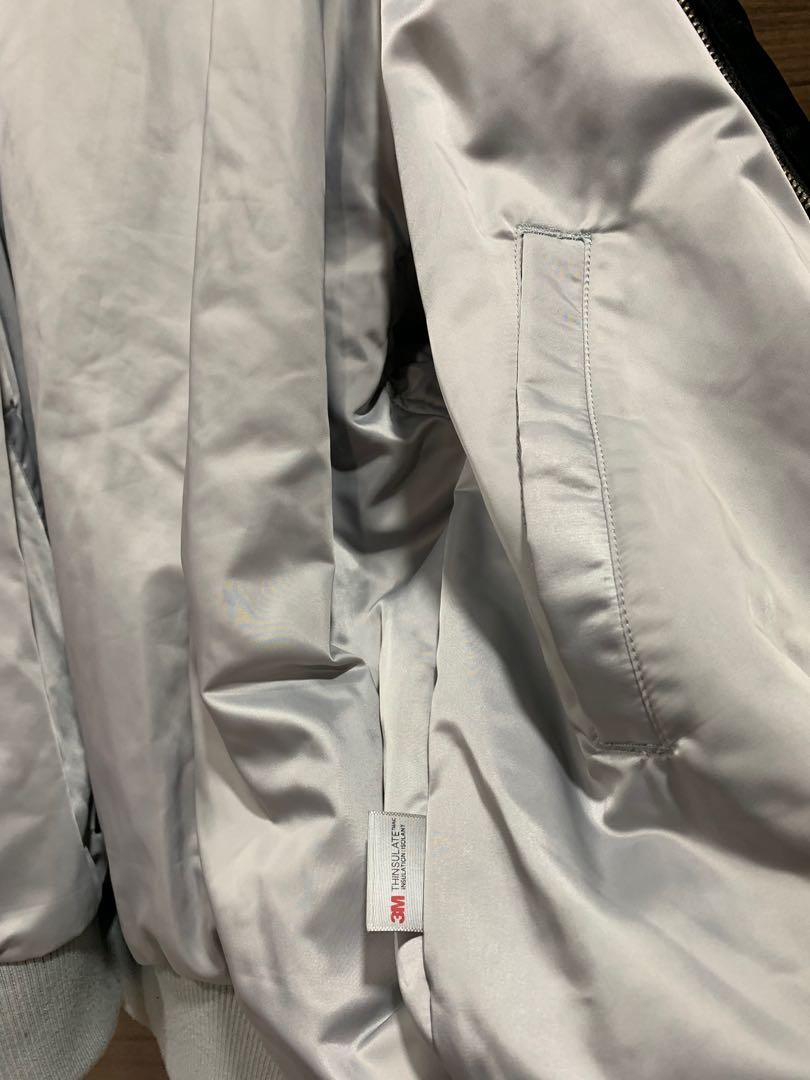 TightBooth F/W18 日本新銳滑板品牌 橫須賀刺繡外套 雙面穿 3M