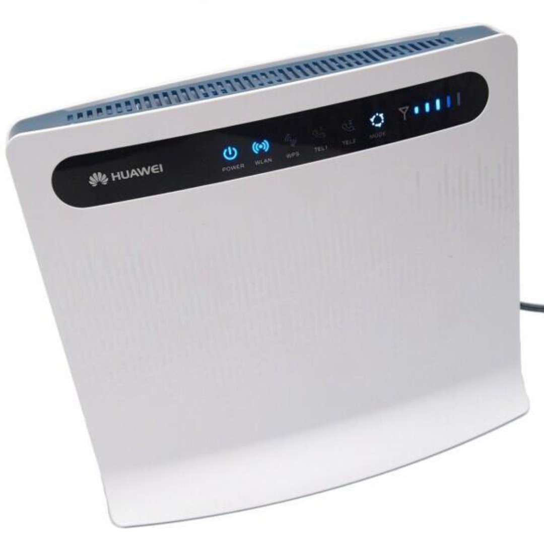 TPG Router 4G router Huwei