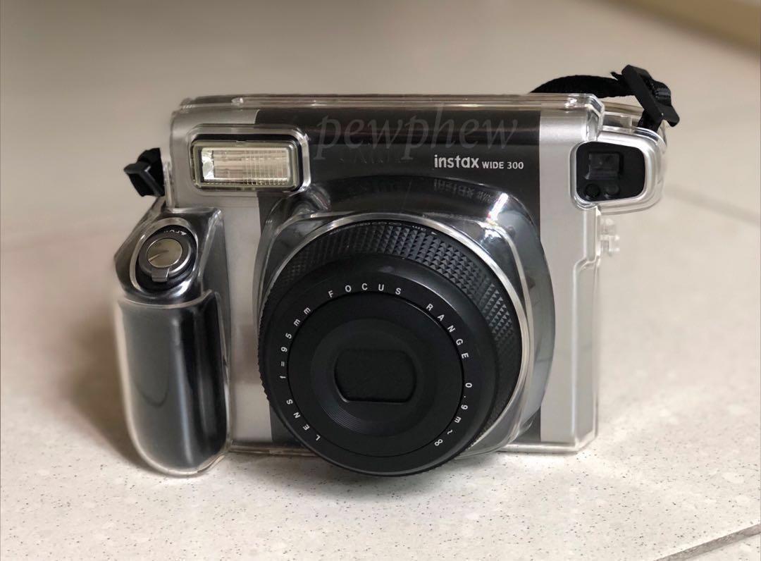 TRADE Fujifilm Instax Wide 300 #endgameyourexcess