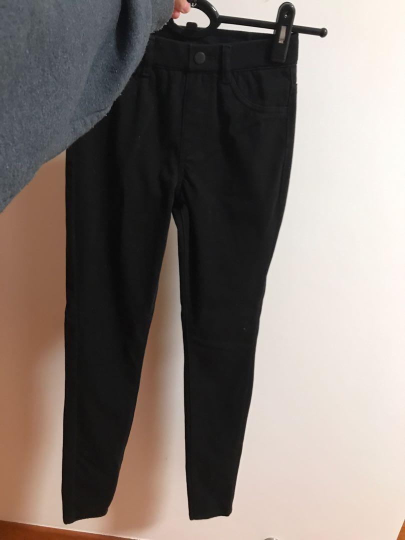 Uniqlo pants (black)