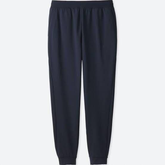 UNIQLO WOMEN DRY-EX ULTRA STRETCH ANKLE LENGTH PANTS