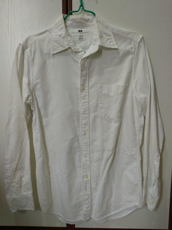 Uniquo,muji shirt