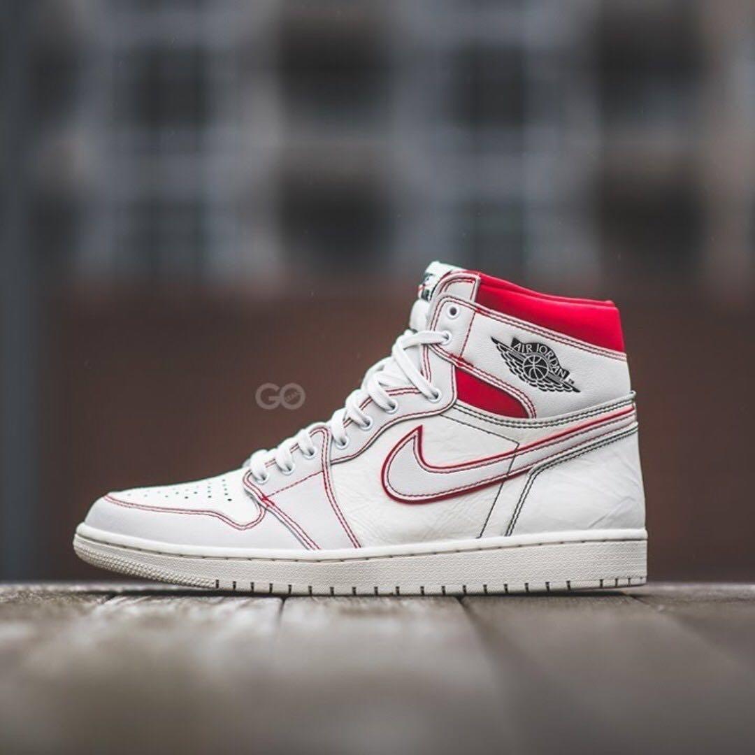 wholesale dealer deb8a eec99 (RETAIL) US10 Nike Air Jordan 1 Retro High OG