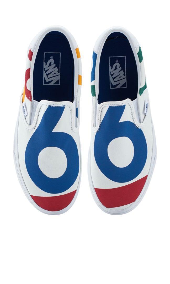 Vans 59 Deck Club Slip On, Men's