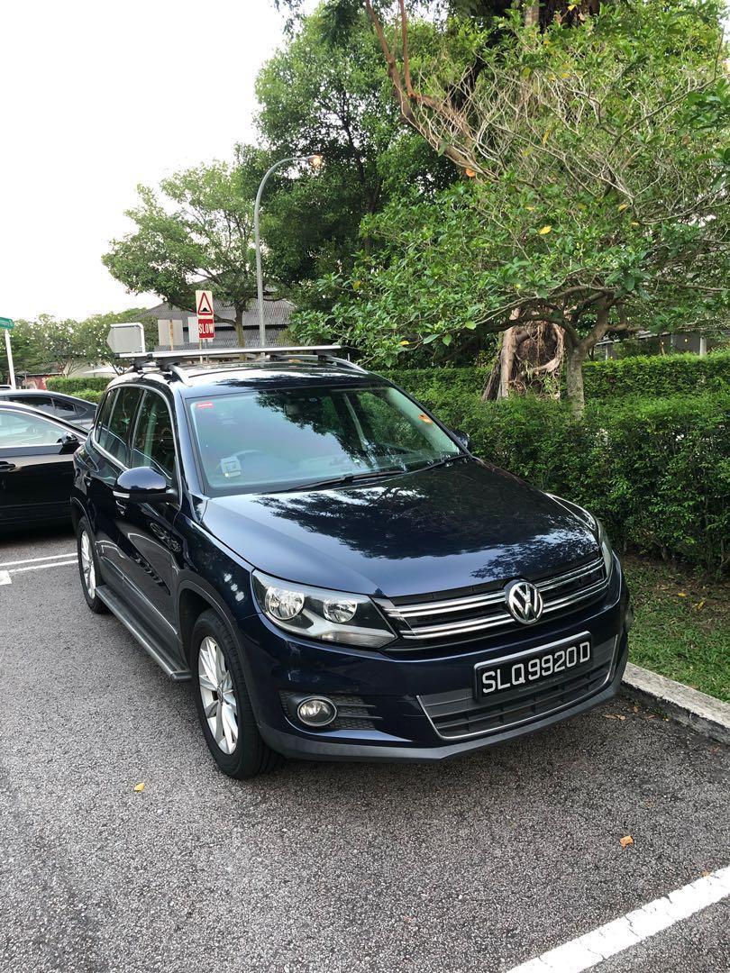 Volkswagen Tiguan 2.0 TSI DSG Auto