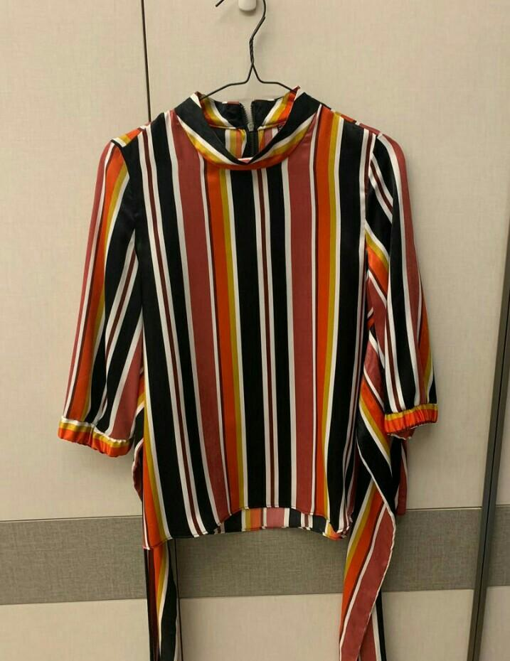 Zara blouse new