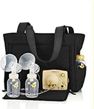 🚚 Medela Pump In Style Double Electric Breast Pump (Tote Bag)