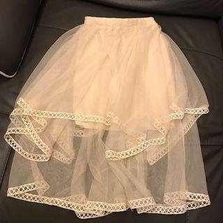 韓國仙氣紗裙