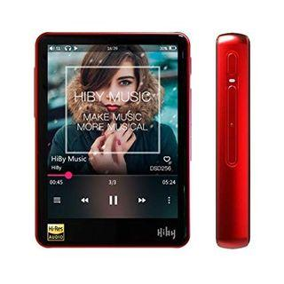 Hiby R3 red