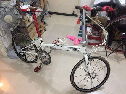 Oyama CR16 摺單車