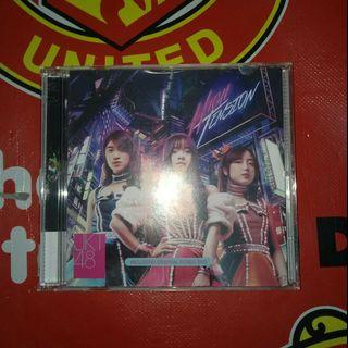 CD/DVD JKT48 Single ke-20 High Tension