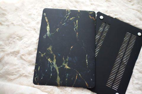 """Marble Pattern Laptop Case for Macbook Air 13"""""""