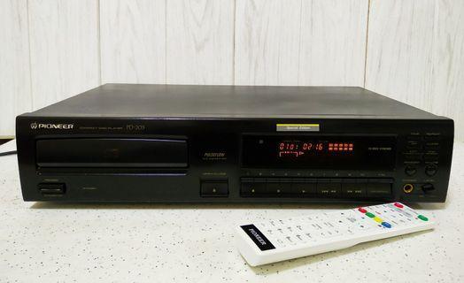 Pioneer CD Player Japan