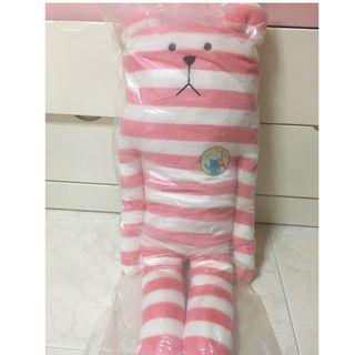 Craftoholic Tomorrow Craft Pink Sloth Hug Cushion L