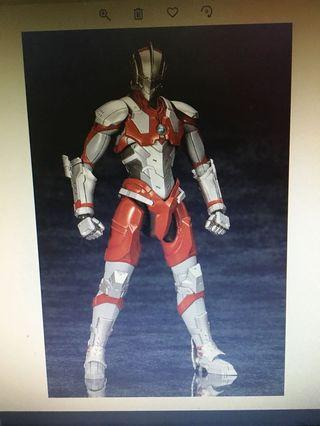 預訂8月壽屋Ultraman Plastic Model Kit