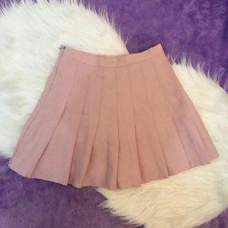 Tennis Tenis Skirt Skort Rok Baby Pink