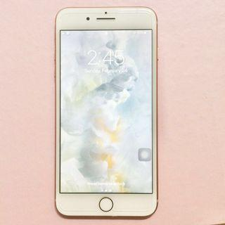 Apple iPhone 8+ plus 256GB Gold second 99% ex international