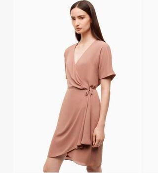 Aritzia Babaton Wallace Dress | Nutmeg, XS